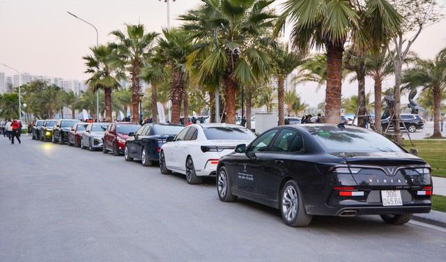 VinFast lập kỷ lục: Gần 100 xe Fadil, Lux A2.0 và Lux SA2.0 vượt nghìn km từ Hà Nội chinh phục Hà Giang - Ảnh 7.