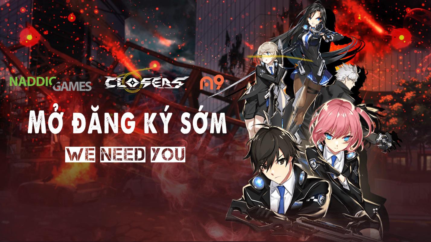 """Closers – Game anime 3D MOARPG rục rịch """"tiến công"""", công bố lộ trình ra mắt tại Việt Nam - Ảnh 7."""