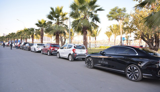 VinFast lập kỷ lục: Gần 100 xe Fadil, Lux A2.0 và Lux SA2.0 vượt nghìn km từ Hà Nội chinh phục Hà Giang - Ảnh 9.