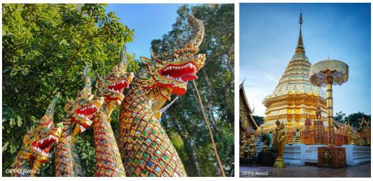 Khám phá vẻ đẹp cổ kính và thanh bình của Chiang Mai qua ống kính OPPO Reno2 - Ảnh 10.