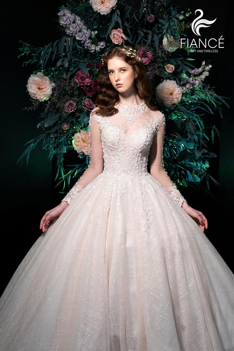 The Swan - Thắp sáng Giấc mộng thiên nga trong thiên đường váy cưới - Ảnh 9.