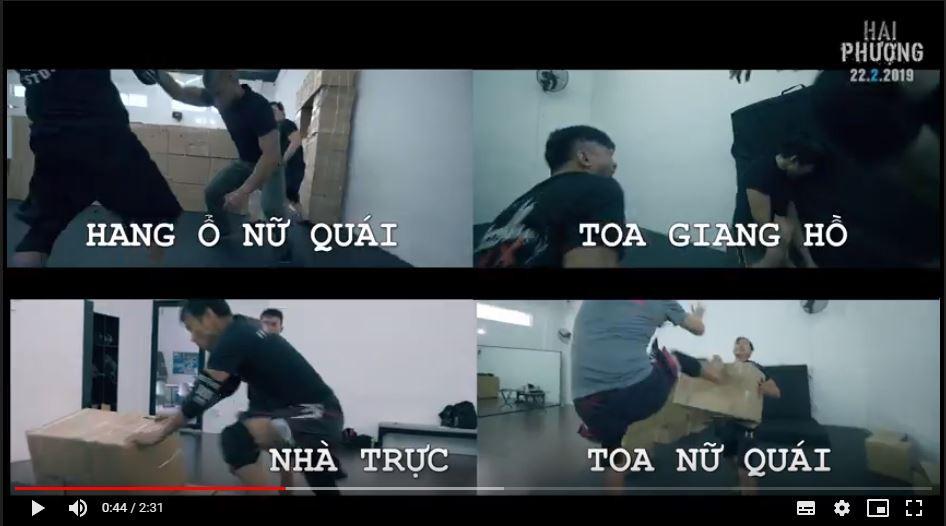 Hai Phượng mở ra kỉ nguyên mới cho phim hành động Việt Nam - Ảnh 2.