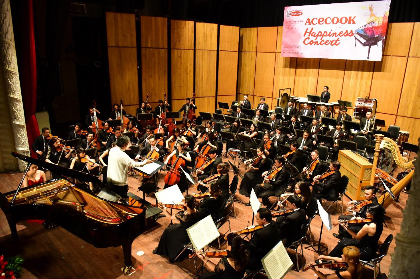 Acecook Việt Nam đem nhạc giao hưởng đến gần công chúng: đường dài lan toả hạnh phúc - Ảnh 6.