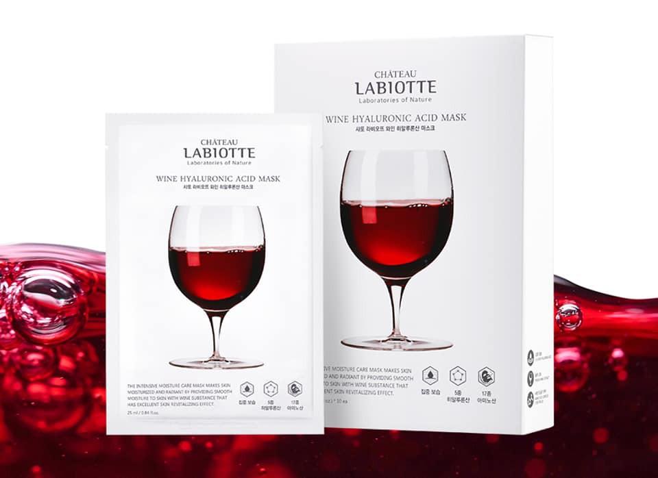Mỹ phẩm Labiotte - Chắt chiu từng giọt rượu vang Pháp - Ảnh 6.
