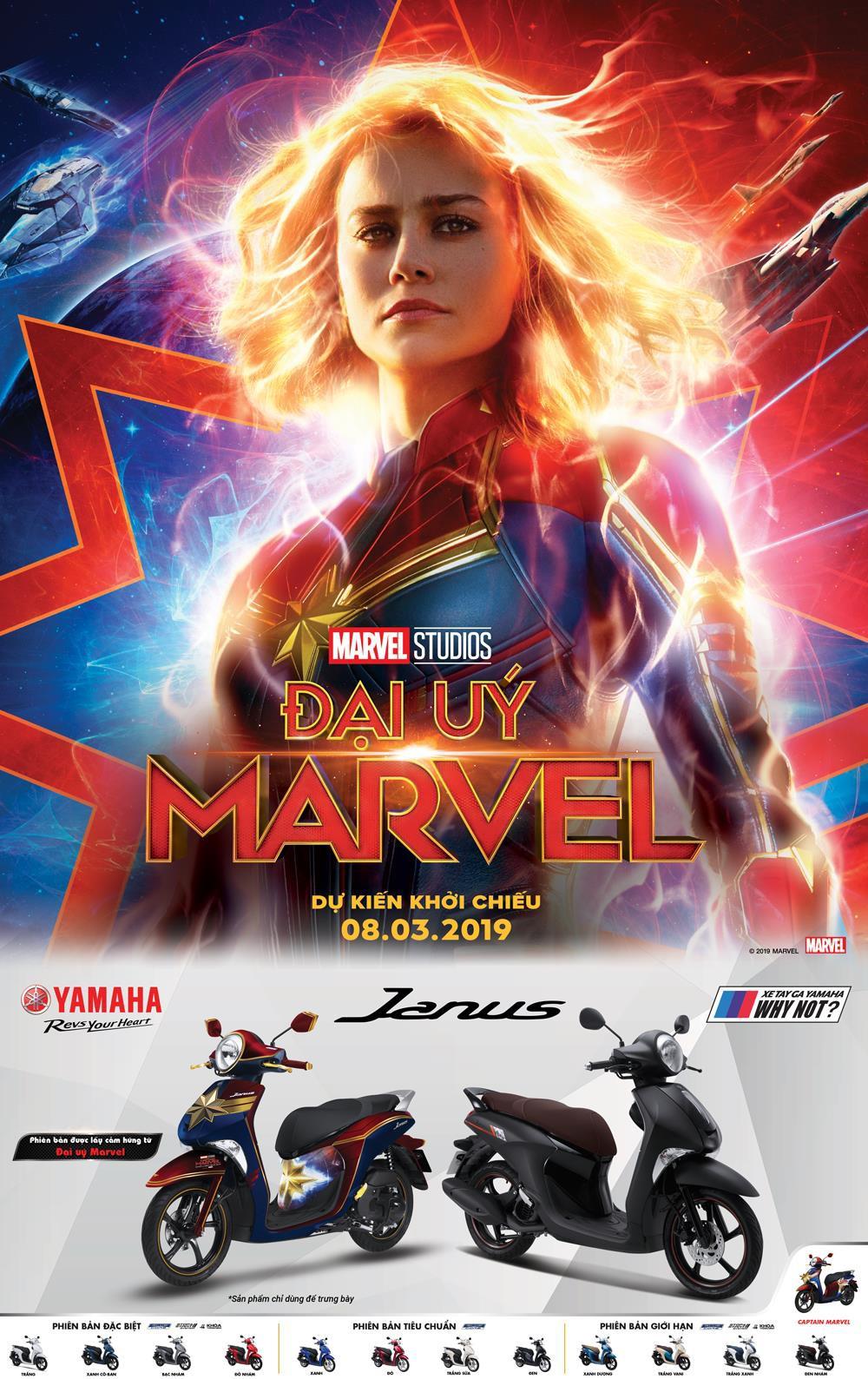 Fan Việt sôi sục khi Đại úy Marvel hé lộ tin nóng liên quan đến ngày chiếu tại Việt Nam - Ảnh 4.