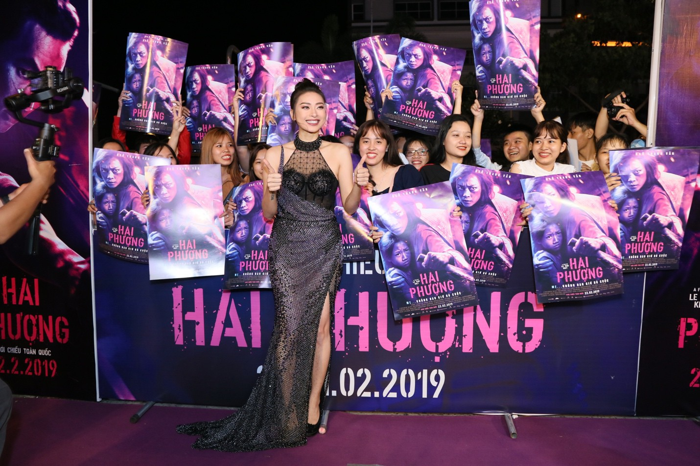 Sau buổi công chiếu, Hai Phượng được đánh giá là bom tấn phim hành động Việt 2019 - Ảnh 3.