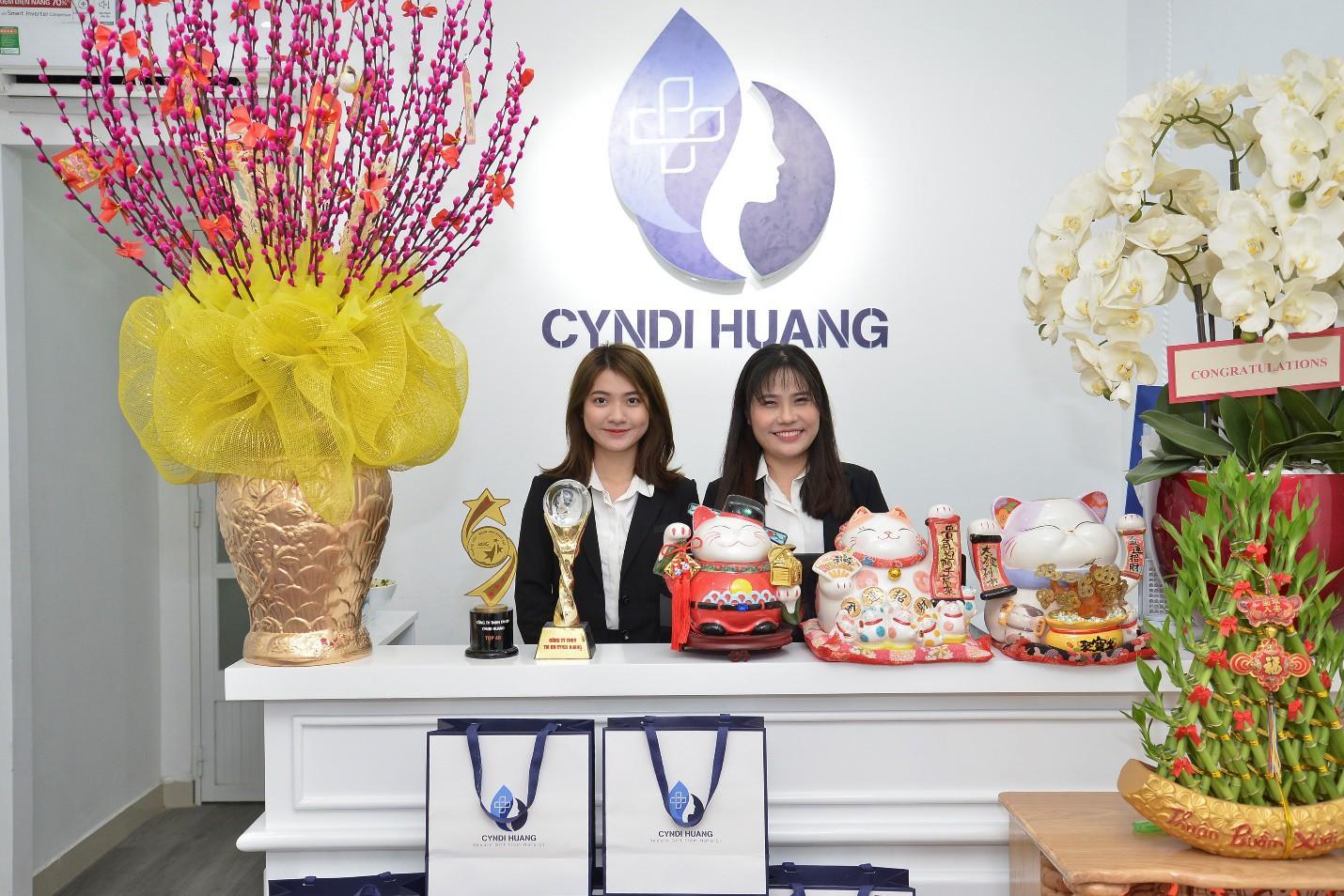 Cyndi Huang Clinic & Spa: Địa chỉ làm đẹp uy tín được giới trẻ trong và ngoài nước ưa chuộng - Ảnh 3.