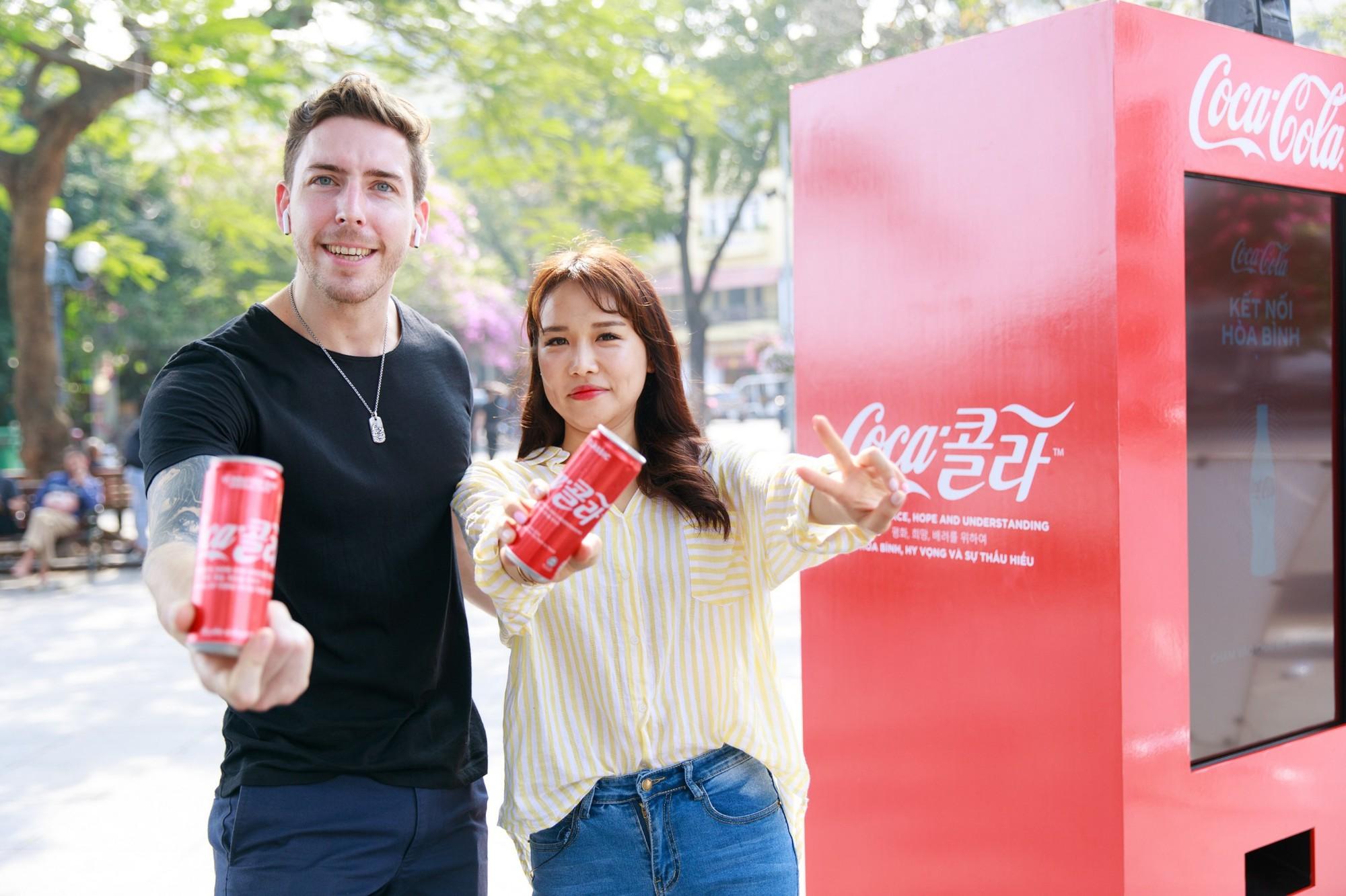 Coca Cola được bàn tán nhiều nhất bên lề Hội nghị thượng đỉnh Mỹ Triều - Ảnh 5.