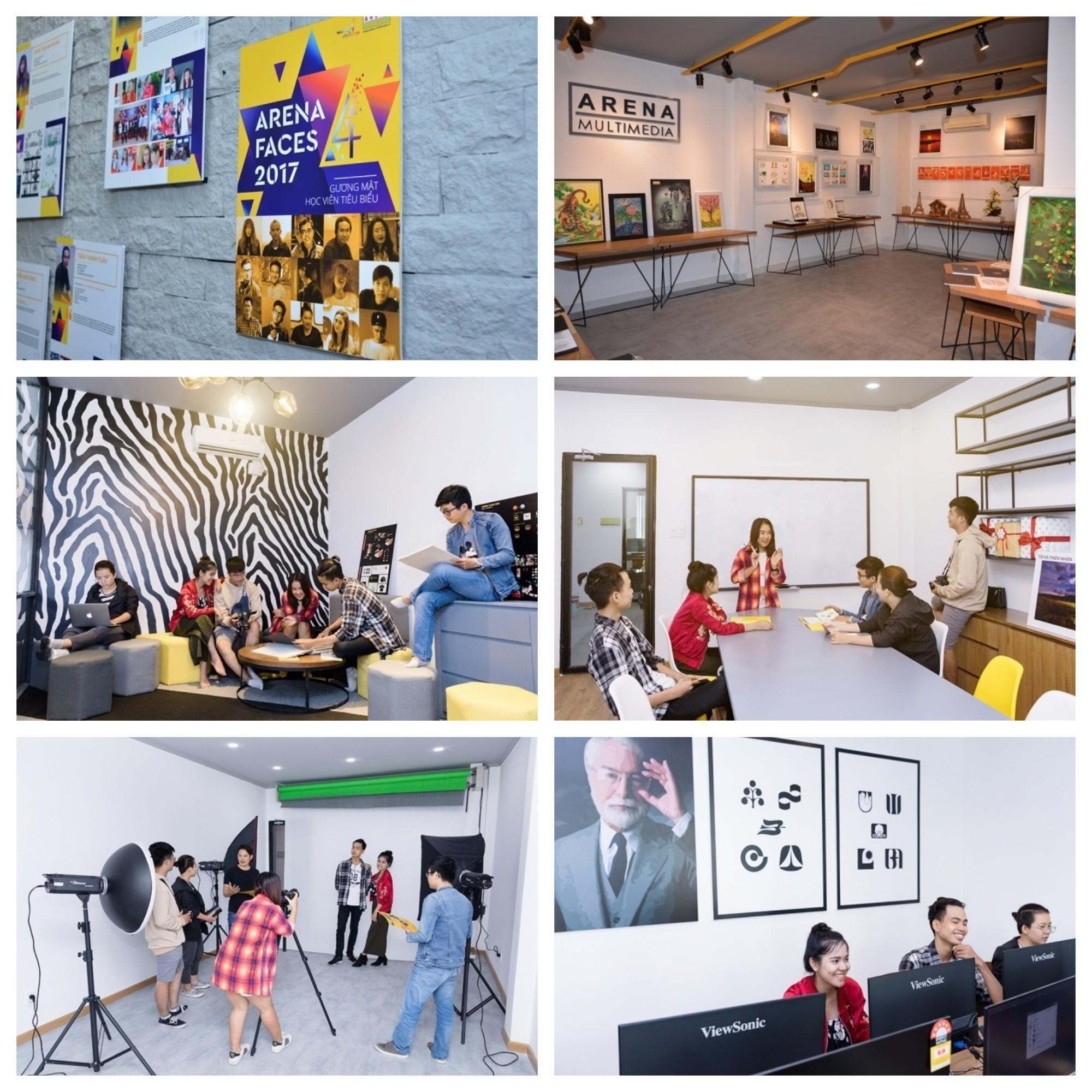 Arena Multimedia: Đòn bẩy sáng tạo cho người trẻ Việt - Ảnh 4.
