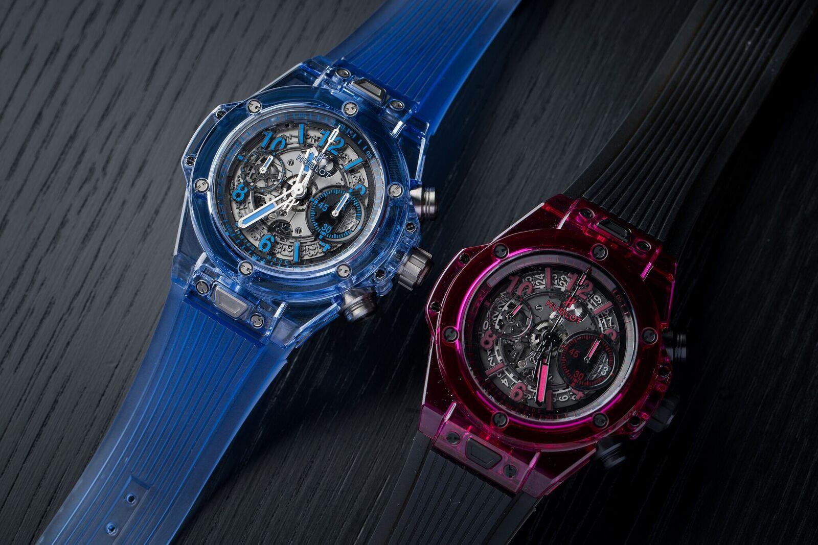 Đồng hồ Hublot Sapphire