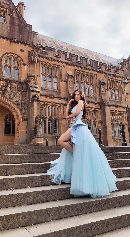 Từ quá khứ bị bắt nạt học đường đến vương miện hoa hậu của nữ sinh Việt trên đất Úc - Ảnh 8.