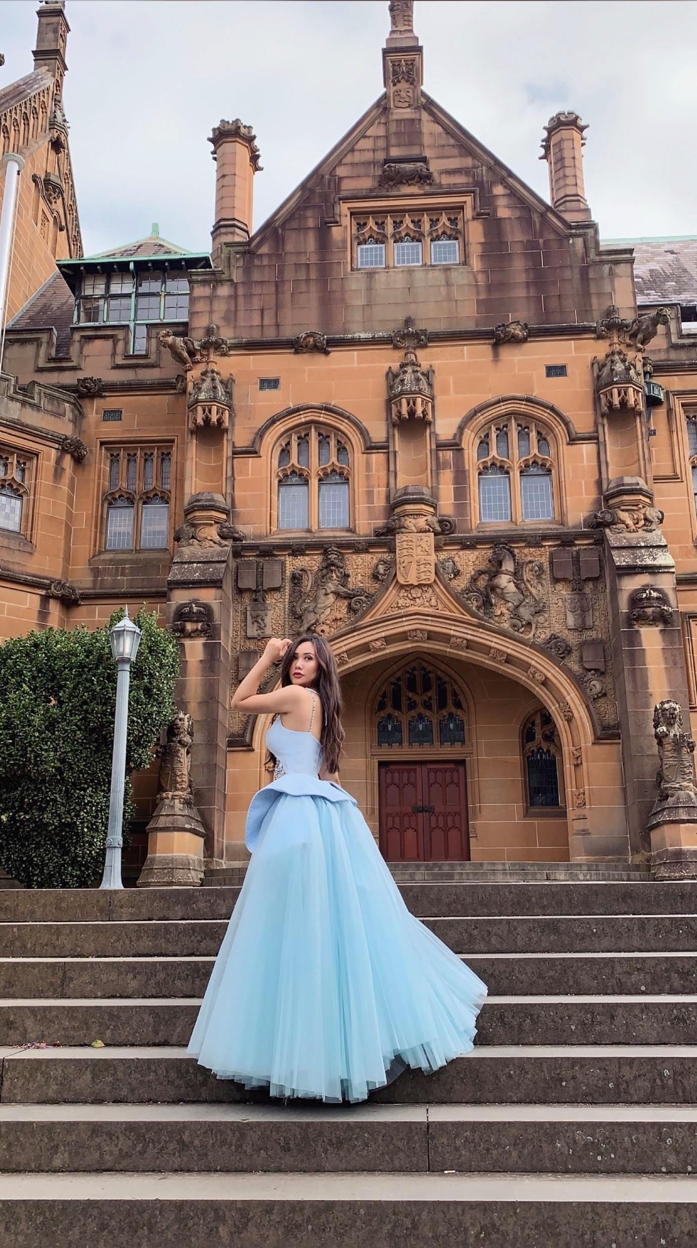Từ quá khứ bị bắt nạt học đường đến vương miện hoa hậu của nữ sinh Việt trên đất Úc - Ảnh 10.