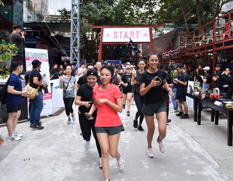 Dàn sao chạy đua tại Ngày hội chạy bộ thực tế ảo - Ảnh 6.