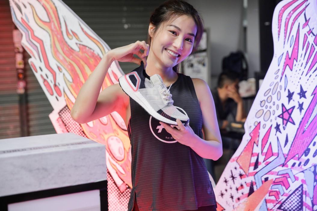 Dàn sao chạy đua tại Ngày hội chạy bộ thực tế ảo - Ảnh 11.