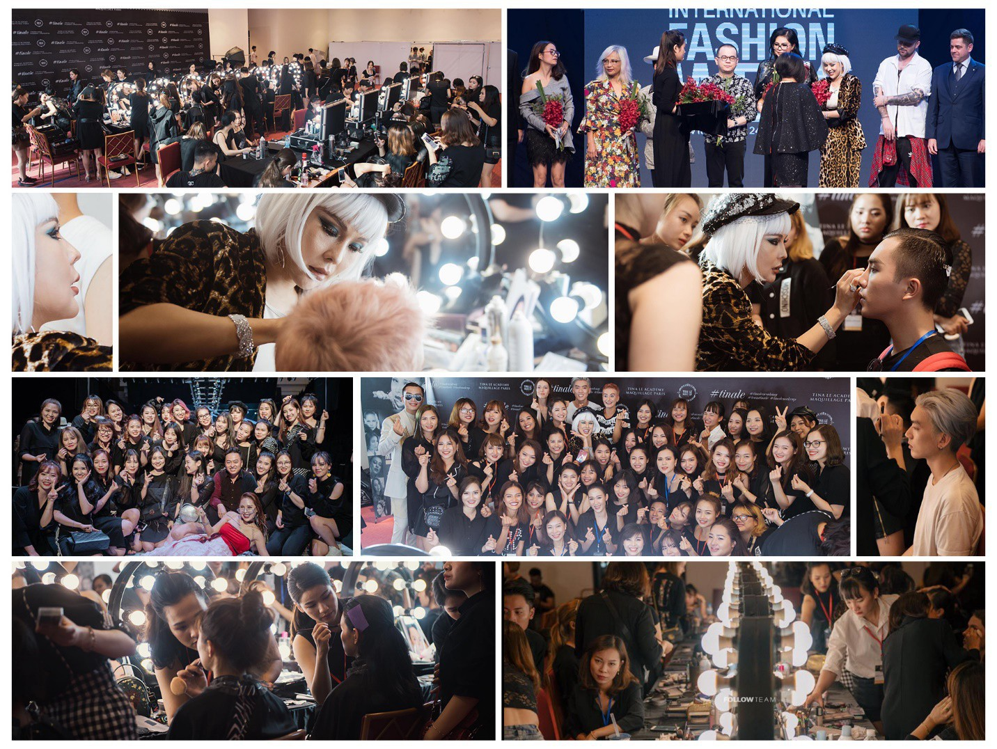 Điều kiện chưa cho phép, chọn ngay gói học make-up trả góp tại Tina Lê Make Up Academy - Ảnh 9.