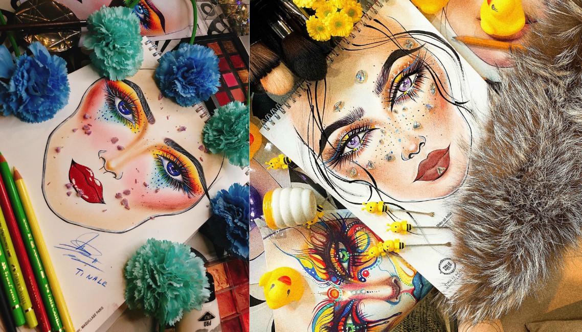 Điều kiện chưa cho phép, chọn ngay gói học make-up trả góp tại Tina Lê Make Up Academy - Ảnh 12.