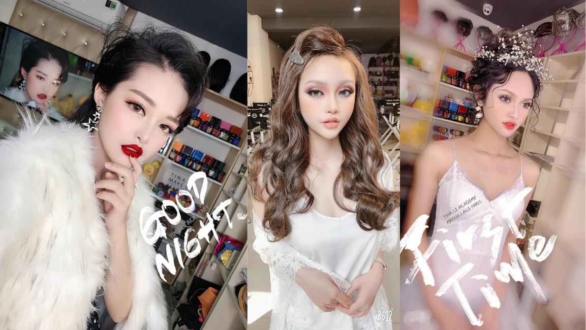 Điều kiện chưa cho phép, chọn ngay gói học make-up trả góp tại Tina Lê Make Up Academy - Ảnh 13.
