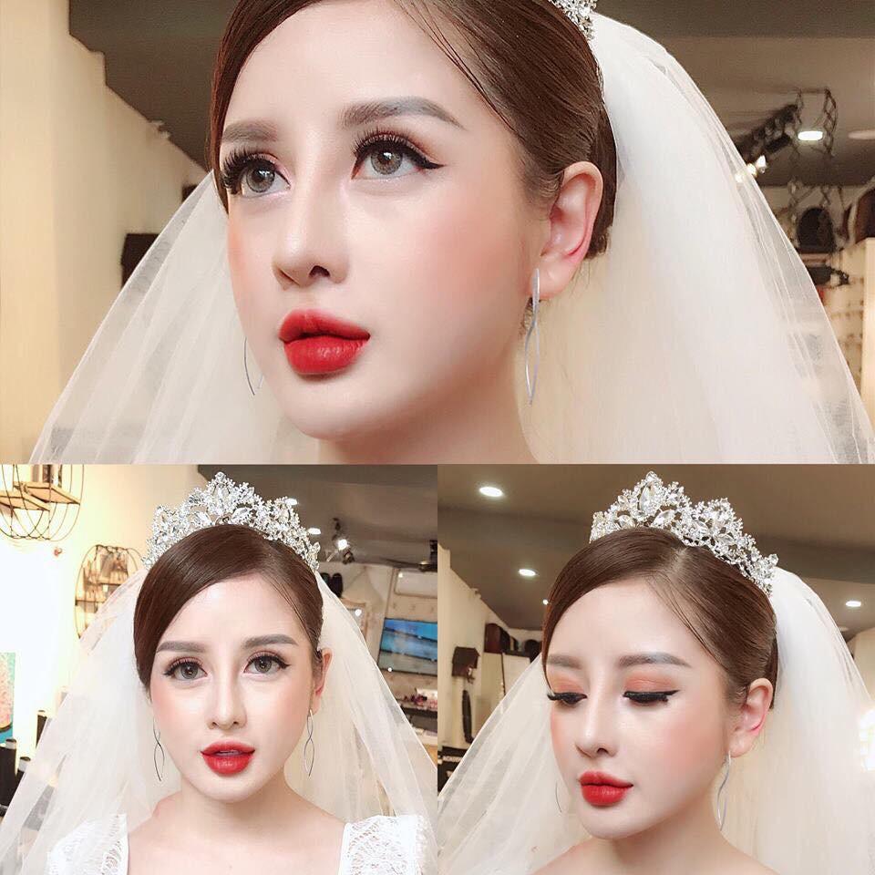 Điều kiện chưa cho phép, chọn ngay gói học make-up trả góp tại Tina Lê Make Up Academy - Ảnh 10.