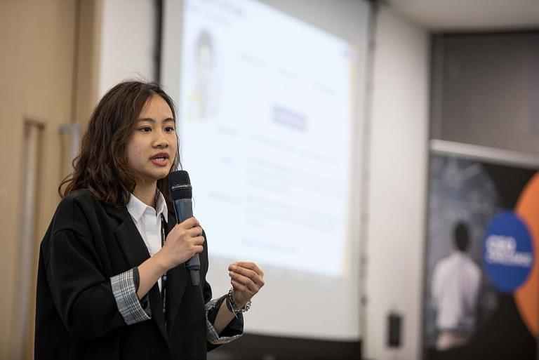 """Thêm một đại diện Việt Nam """"chinh phục"""" bạn bè quốc tế tại cuộc thi kinh doanh - Ảnh 3."""
