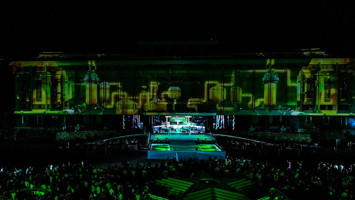 Đen Vâu, Châu Bùi quy tụ trong đại tiệc ra mắt Heineken Silver cực hoành tráng - Ảnh 3.