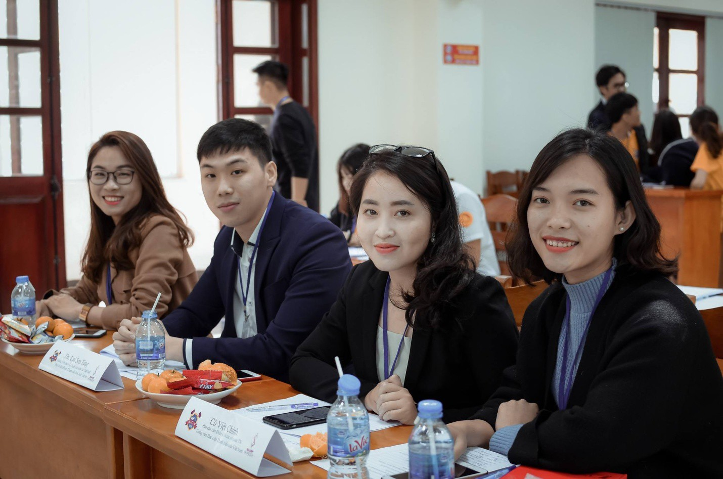 """""""Biệt đội"""" giảng viên trẻ 9x hút sinh viên rần rần tại Học viện Thanh thiếu niên Việt Nam - Ảnh 2."""