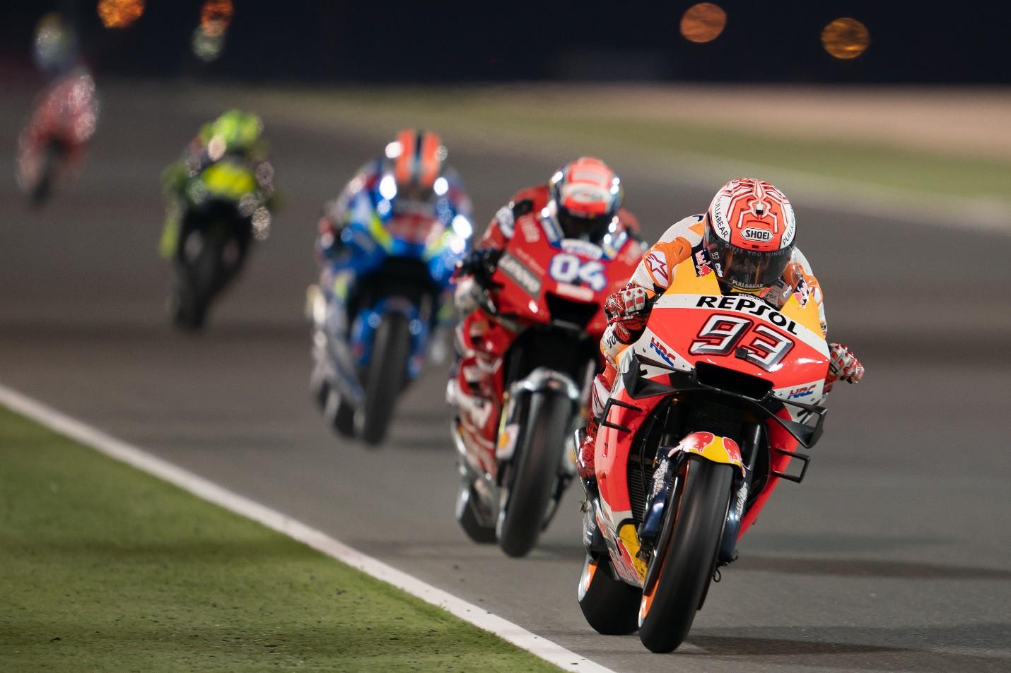 Repsol Honda Team đã sẵn sàng cho mùa giải MotoGP 2019 - Ảnh 2.