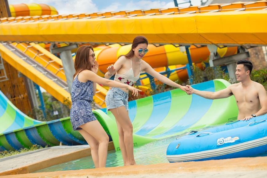 """Tháng 4 này, nhất định phải khai hội mùa hè ở Typhoon Water Park, 500 vé """"free"""" đang chờ đón! - Ảnh 2."""
