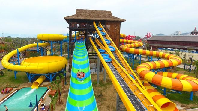 """Tháng 4 này, nhất định phải khai hội mùa hè ở Typhoon Water Park, 500 vé """"free"""" đang chờ đón! - Ảnh 4."""