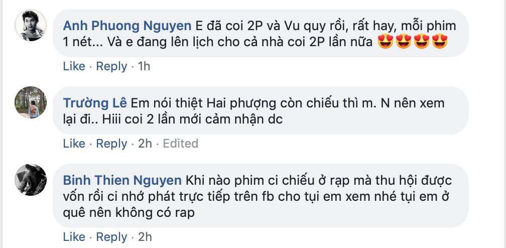 Chơi đẹp như Ngô Thanh Vân, kêu gọi fan đi coi Vu Quy Đại Náo - Ảnh 3.