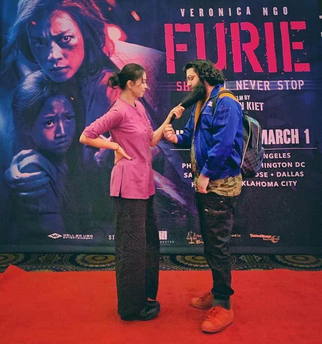 Chơi đẹp như Ngô Thanh Vân, kêu gọi fan đi coi Vu Quy Đại Náo - Ảnh 6.