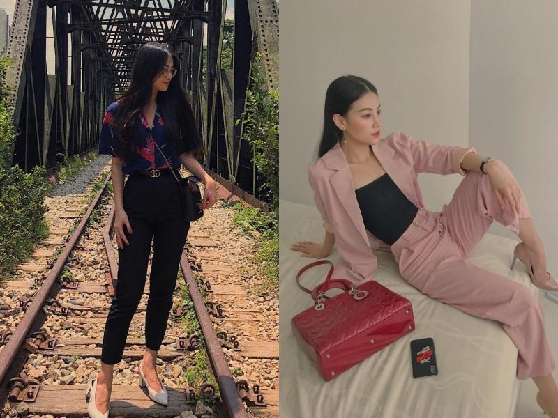 Đo độ chất chơi của 4 hoa hậu: Đỗ Mỹ Linh, Tiểu Vy có thất thế trong cuộc đua hàng hiệu với Minh Tú và Phương Khánh? - Ảnh 5.