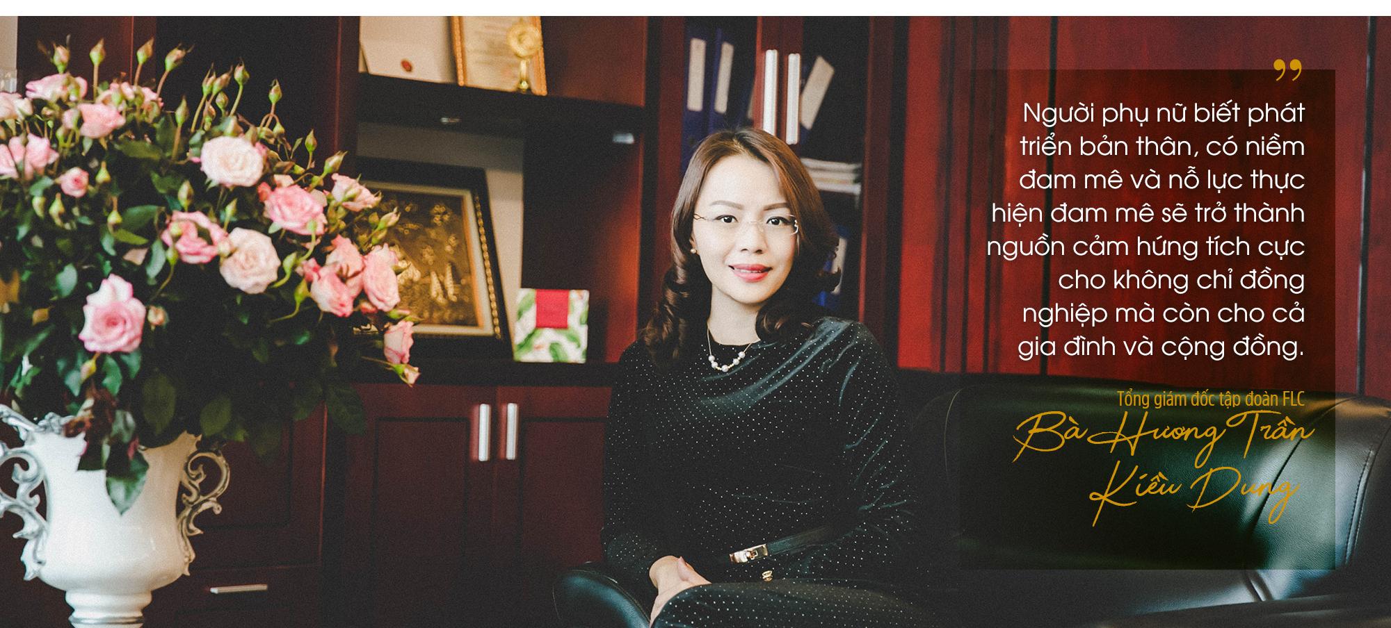 Điều đặc biệt ít biết về nữ CEO quyền lực nhất FLC:p/Khi Tiến sỹ Luật làm sếp, các vấn đề sẽ được giải quyết theo tinh thần của nguyên tắc suy đoán vô tội - Ảnh 8.