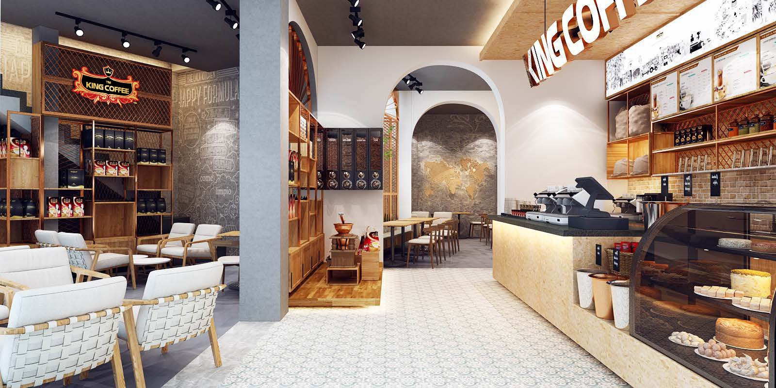 KingCoffeetừng bước ra mắt 3 mô hình cửa hàng tại Việt Nam - Ảnh 4.