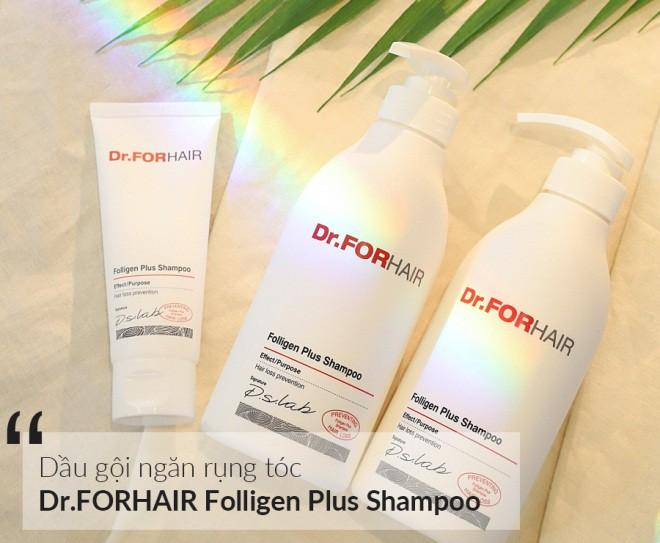 """Giật mình khi tóc giảm gãy rụng hẳn nhờ """"dầu gội chuyên gia"""" Dr.FORHAIR đang gây sốt xứ Hàn - Ảnh 2."""
