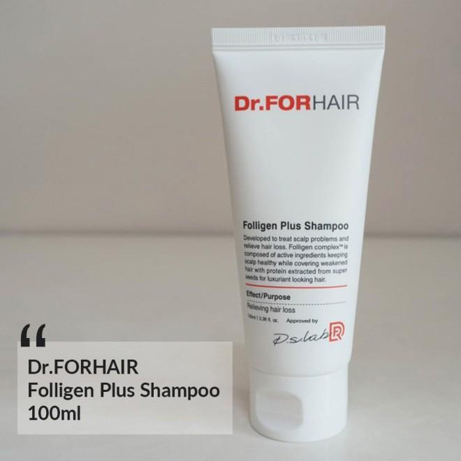 """Giật mình khi tóc giảm gãy rụng hẳn nhờ """"dầu gội chuyên gia"""" Dr.FORHAIR đang gây sốt xứ Hàn - Ảnh 5."""