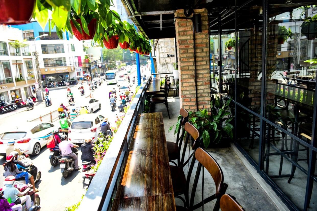 Cafe 69 - Địa điểm check-in mới cho giới trẻ ở Sài Gòn - Ảnh 1.
