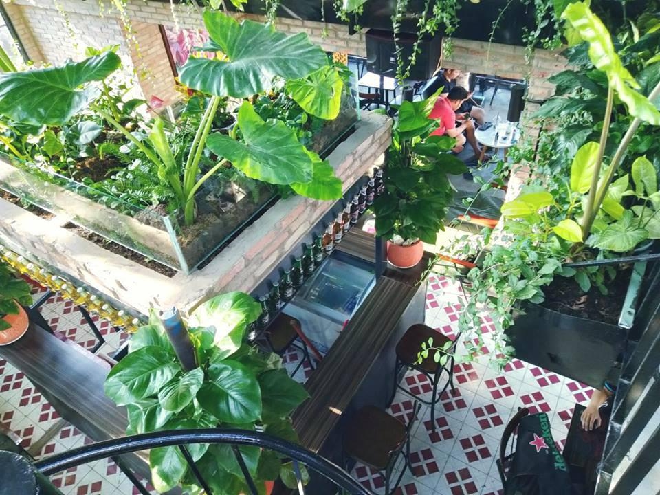 Cafe 69 - Địa điểm check-in mới cho giới trẻ ở Sài Gòn - Ảnh 2.