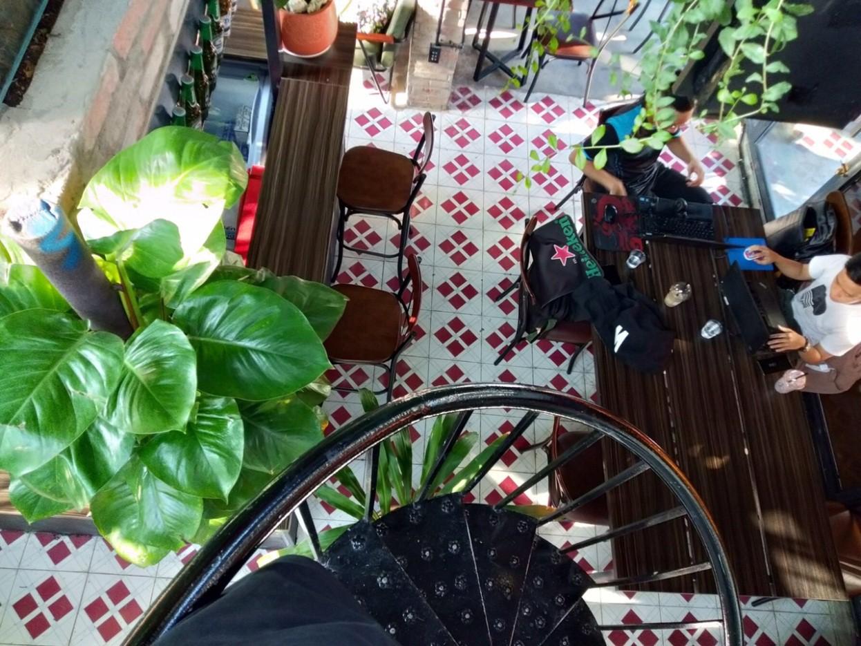 Cafe 69 - Địa điểm check-in mới cho giới trẻ ở Sài Gòn - Ảnh 3.