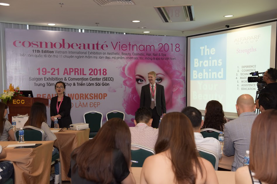 Bạn ơi, hãy sẵn sàng khuấy đảo Cosmobeauté Vietnam 2019 - Ảnh 5.