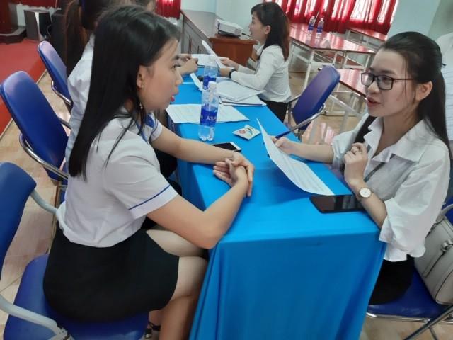 Ngày hội việc làm – HUFI CAREER DAY năm 2019: Doanh nghiệp tuyển dụng hàng ngàn nhân sự - Ảnh 4.