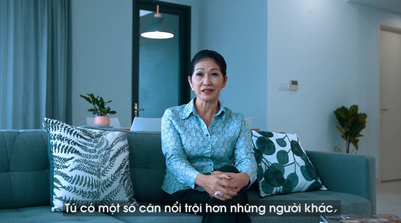 Mẹ Minh Tú: Tú từng xin tiền đi cắt chân vì cao nhất trường - Ảnh 2.