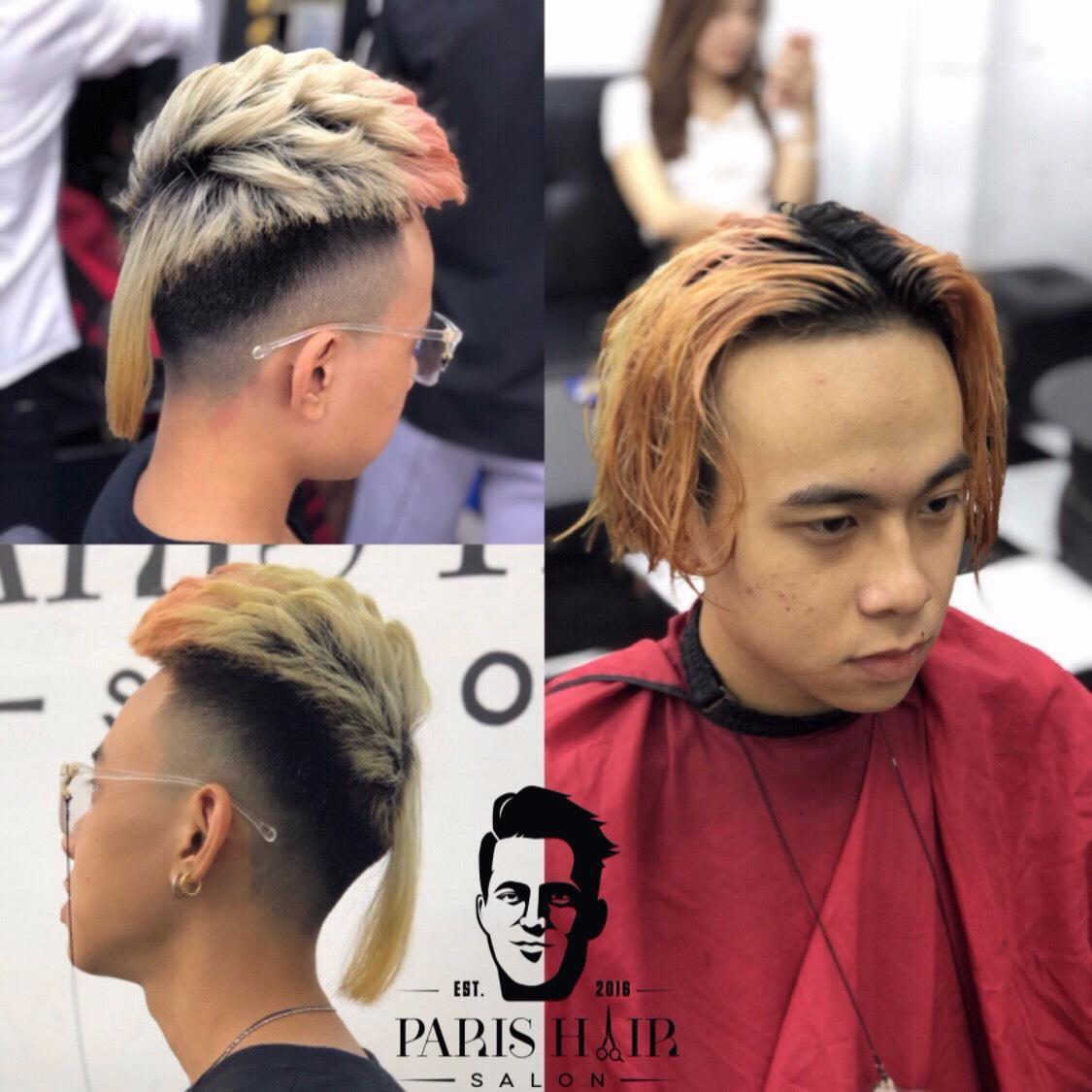 """Bí quyết """"lột xác"""" cho nam giới đơn giản là combo 7 bước làm tóc chỉ 80.000đ tại Paris Hair Salon - Ảnh 3."""