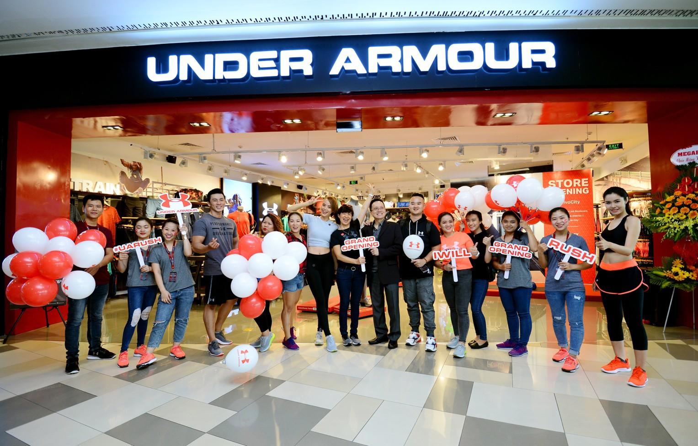 Khai trương cửa hàng thời trang thể thao Under Armour tại SC VivoCity - Ảnh 2.