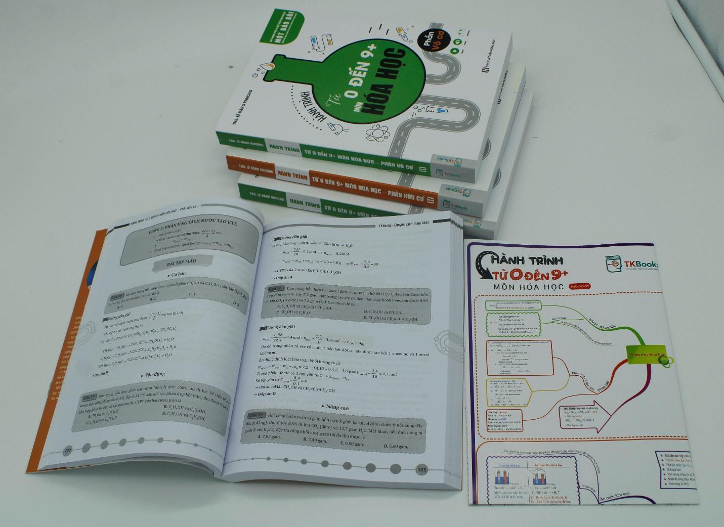 Hành trình từ 0 đến 10 điểm môn Hóa thi THPT Quốc Gia và Đại học cùng thầy Lê Đăng Khương - Ảnh 5.