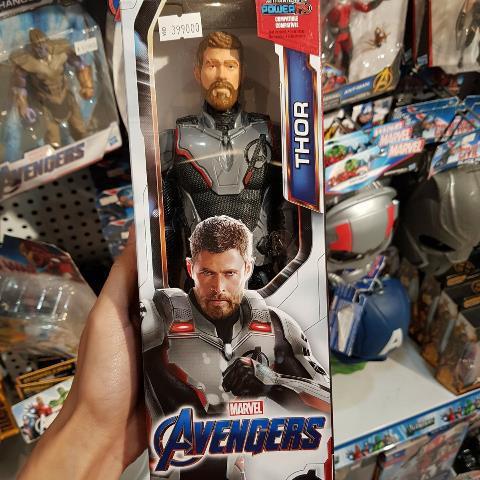 Bật mí những cực phẩm dành cho các fan Marvel thể hiện tình yêu với Avengers: Endgame - Ảnh 6.