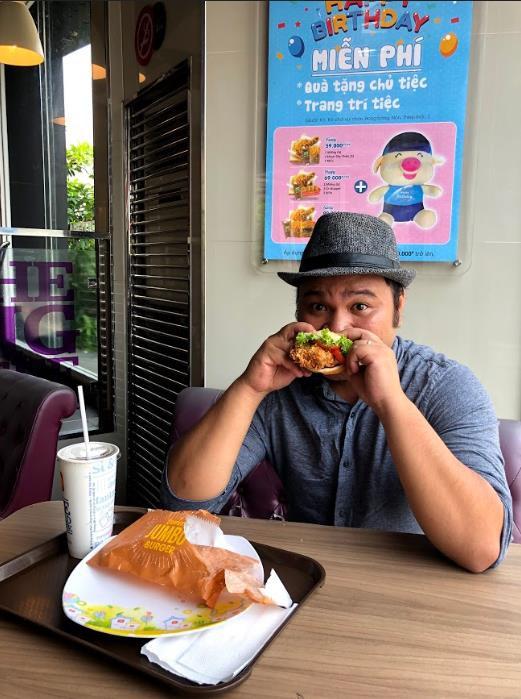 """Lotteria khoấy đảo mùa hè với """"gã khổng lồ"""" Super Jumbo Burger - Ảnh 3."""