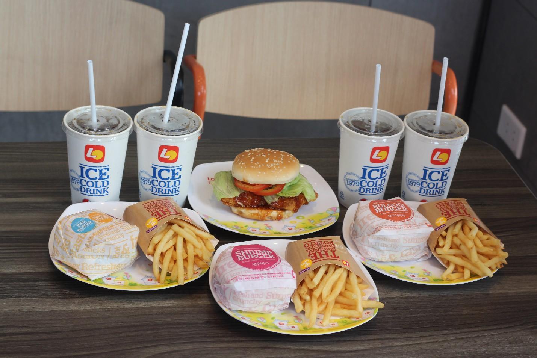 """Lotteria khoấy đảo mùa hè với """"gã khổng lồ"""" Super Jumbo Burger - Ảnh 6."""