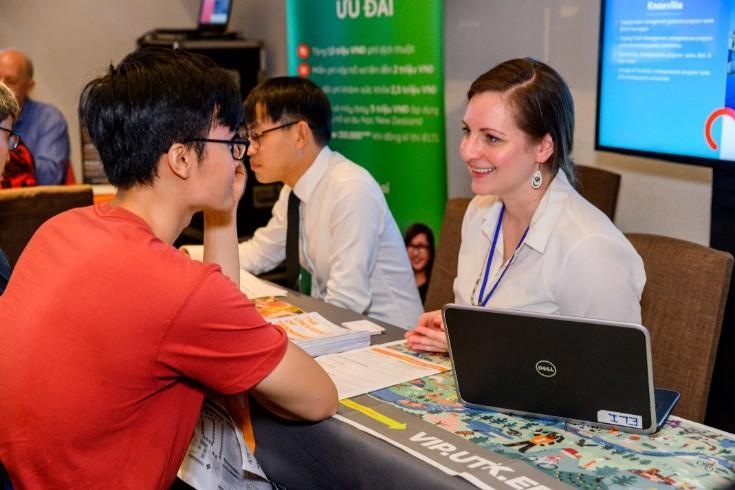 """4 chiến lược giúp bạn thành công tại """"Ngày hội du học Úc - Mỹ - Canada 2019"""" - Ảnh 2."""