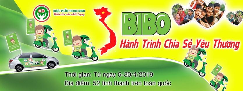 """""""S.BIBO – Hành Trình Chia Sẻ Yêu Thương"""" xuyên Việt chính thức khai quân - Ảnh 1."""