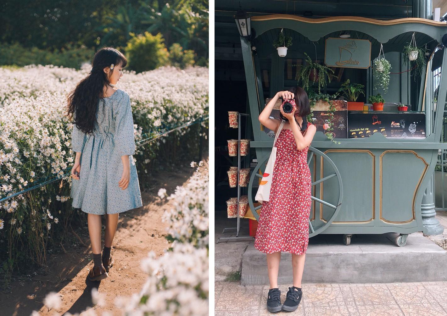 Làhoa: tiệm đồ trong veo mang phong cách vintage, retro - Ảnh 2.
